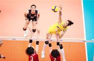 朱婷张常宁合砍33分中国女排横扫日本队 豪取世界杯五连胜