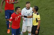 梅西被禁赛三个月,南美足联却给足面子
