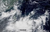 台风白鹿生成,多变易怒的它或已对准我国!广东还是福建台湾?