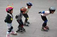 学习溜冰对孩子有什么好处