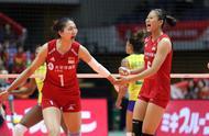 稍显遗憾!中国女排对阵巴西丢掉世界杯首局,美国队现场观战