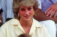 """威廉反对王室孩子取名""""戴安娜"""",连女儿也不例外,原因令人心疼"""