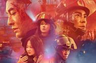 《烈火英雄》上座率超《哪吒》,黄晓明摆脱油腻,杨紫哭戏泪点足