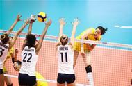 世界杯,中美女排对决,国际排联怒赞她无处不在,直接气疯基拉里