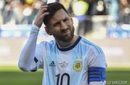 阿根廷愤怒了!梅西被南美足联禁赛3个月,罚款5万美元