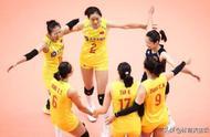 世界杯积分榜:中国女排3-0稳住榜首,夺冠劲敌爆冷,黑马升第3