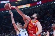 男篮世界杯西班牙大胜阿根廷夺冠 小加成为NBA和世界杯双料冠军