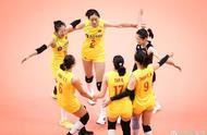 仅用1个半小时,中国女排3-0横扫日本女排,豪取5连胜