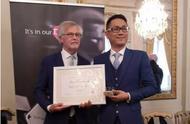 深圳知名企业百德珠宝(B&D)获颁比利时安特卫普AWDC钻石DNA大使