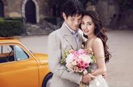 郭碧婷向佐婚礼伴手礼曝光,之前向太曾否认两人结婚,称只是广告