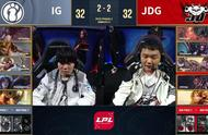 IG击败JDG,Thyshy依旧很猛,JKL打破记录,解说:给乐言一点机会