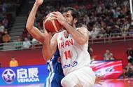男篮世界杯排位赛伊朗95:75大胜菲律宾 直通东京奥运会