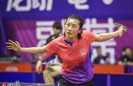 丁宁4-0战胜李佳燚 赛后谈状态还不满意 要为世乒赛调整节奏