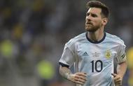 南美足联官方:梅西被禁赛3个月,罚款5万美元