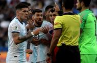 梅西被南美足联禁赛3个月