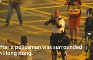 香港警察的架构部门