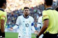 南美足联官方宣布:梅西禁赛3个月