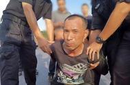 宁乡杀人纵火案嫌疑人落网,警方在群众协助下将其围堵并抓捕