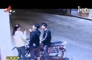"""骚扰加油站女员工遭拒,男子""""玩火""""点燃摩托车:想借酒发泄调戏"""