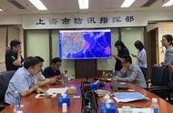 25万!上海转移撤离人员结束,为近年最多|台风夜直击市防汛办