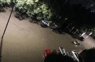 最新消息!灵江潮水位已在缓慢下降,请大家不要恐慌、保持镇静、注意安全