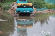 """""""利奇马""""影响威海 强降雨致市民出行受阻"""
