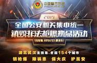 全国公安机关集中统一销毁非法枪爆物品活动将于明天举行