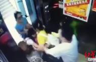 网曝武汉一小区电梯内孩子被抢 警方:家庭内部矛盾 孩子安全