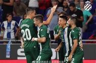欧联杯西班牙人再胜卢塞恩晋级,武磊斩获个人欧战处子球