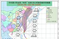 """双台风共舞!""""玲玲""""将近,上海会受多大影响?"""