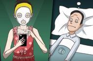 当代年轻人熬夜晚睡的原因找到了