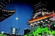 齐鲁早报 十五月亮十六圆,山东大部分地区今夜都能赏朗月高悬