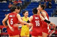 世界杯中国女排3-0完胜喀麦隆 两连胜积分至次席