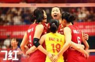 开门红!中国女排获世界杯首胜,郎平这六个字火了