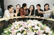 章子怡晒中戏96级同学聚会照,万万没想到他们竟都是同学