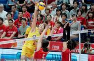 五战全胜一局没丢!中国女排3-0日本,结束世界杯第一阶段