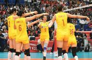 五连胜!女排世界杯中国队战胜日本队