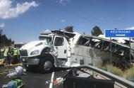 至少4死15重伤!数十华人游客犹他州遭遇惨重车祸