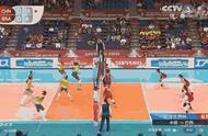 中国女排vs巴西女排