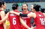 世界杯女排比赛,中国女排3:2逆转战胜巴西女排迎来七连胜