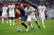 内马尔连场献绝杀,巴黎客场1-0里昂