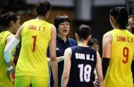 中国女排3:0大胜美国女排!豪取世界杯七连胜