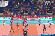 中国女排3∶0韩国女排 赢得2019年女排世界杯首战胜利