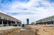 实地探访北海工业园:茂业新城,北投观海湾开工建设,美食街开业