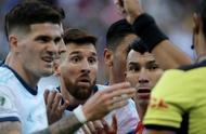 为何中超球员不敢评裁判?梅西点评也被罚!被南美足协禁赛三个月