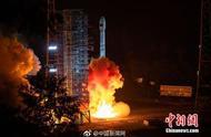 一箭双星!中国成功发射两颗北斗导航卫星