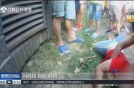南京6岁男童不慎从4楼坠落:我找妈妈,摔下来有点疼