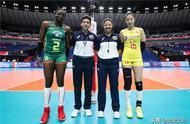 世界杯|中国女排替补出战轻取两连胜,李盈莹22分荣膺得分王