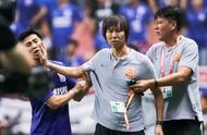 李铁解释冲突:我是要和对手握手,申花教练误会才起的冲突