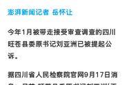 在专用厕所安指纹锁,落马县委书记被提起公诉